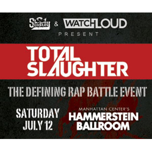 Total Slaughter Ticket Giveaway