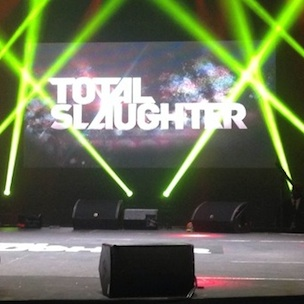 Live Coverage Of Total Slaughter