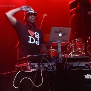 "DJ Jazzy Jeff - Vinyl Destination: ""SuperJam"" (Episode 13)"