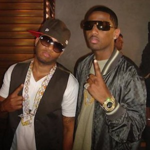 Red Cafe f. Fabolous - Pretty Gang