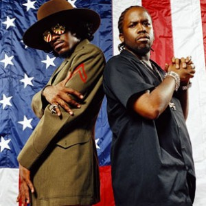 Instagram Flexin': Vintage OutKast Outtake Shared For Independence Day