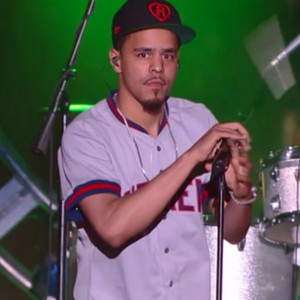 J. Cole - 4th Of July Jam Live Performance