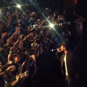 J Cole, Drake & Kendrick Lamar - Perform In Los Angeles