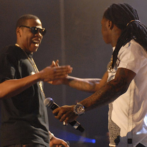"Lil Wayne Explains Jay Z Shout Out On ""D'usse"""
