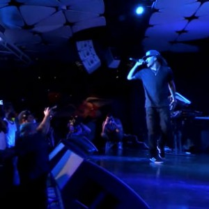 """Lupe Fiasco - Performs """"Crack"""" On SKEE TV"""