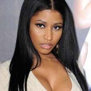 "Nicki Minaj Wears G-String On ""Anaconda"" Cover Art"