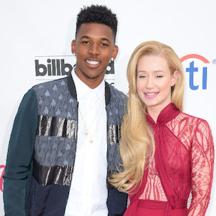 Iggy Azalea's Reaction To Nicki Minaj's BET Awards Comments Addressed By Nick Young