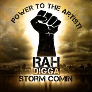 Rah Digga f. Chuck D - Storm Comin