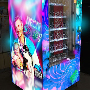 Rappers Partner With Vending Machine Company