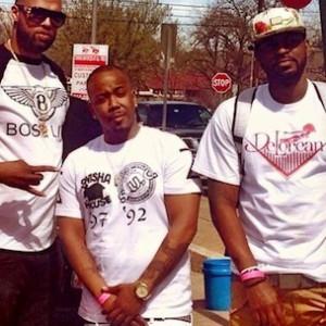 Slim Thug, Delorean & Doughbeezy - 0 To 100 (Freestyle)