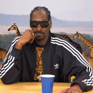 """Snoop Dogg - Spoofs BBC's """"Planet Earth"""" On """"Jimmy Kimmel Live"""""""