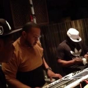 """Jay Z, Swizz Beatz & Timbaland - In-Studio Recording """"Versus"""""""