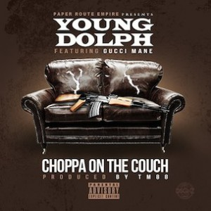 Young Dolph f. Gucci Mane - Choppa On The Couch
