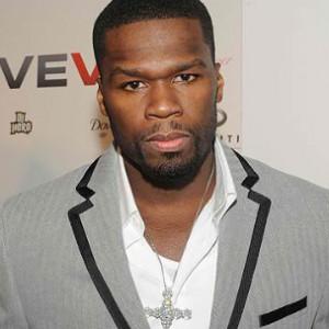 "50 Cent Celebrates Chelsea Handler's Final ""Chelsea Lately"" Episode"