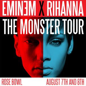 """Eminem x Rihanna """"Monster Tour"""" Ticket Giveaway"""