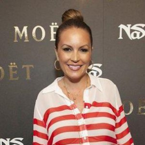"Angie Martinez Says 50 Cent, Floyd Mayweather ""Made From The Same Cloth"""