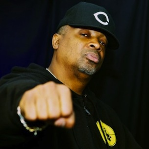 Chuck D Explains How US Constitution Inspired Public Enemy Logo