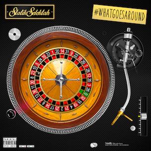 Statik Selektah f. Snoop Dogg, Wais P, Ransom & CharlieRED - All The Way (Pimp Hop)