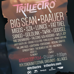 TRILLECTRO Festival Ticket Giveaway