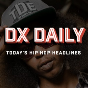 DX Daily - DJ Mustard & Mistah F.A.B. Quell Conflict, Ab-Souls Control System Sequel?, Sir Michael Rocks & Mac Miller Collaboration