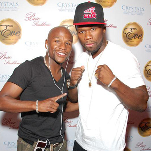 50 Cent Would Lose Fight Against Floyd Mayweather Jr., Says Floyd Mayweather Sr.
