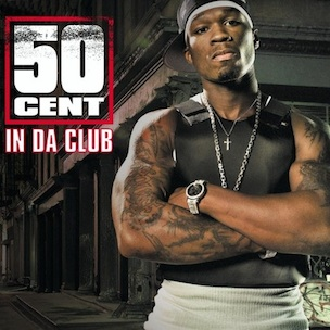 "Study Shows 50 Cent's ""In Da Club"" Helps People Feel Empowered"