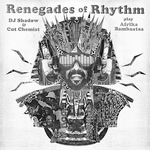 "DJ Shadow, Cut Chemist Announce ""Renegades of Rhythm"" Tour; Additional Date, Opening Acts Added"