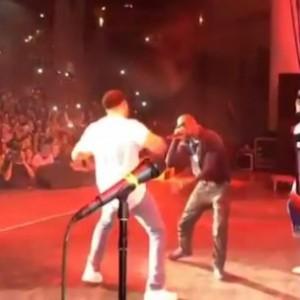 Drake - Brings Out Bobby Shmurda In New Jersey