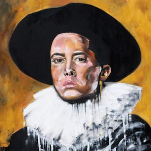 Eminem, Tupac, Jay Z Blended With 17th Century Art By Artist Amar Stewart