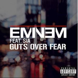 Eminem f. Sia - Guts Over Fear