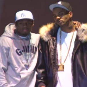 50 Cent & Game - Count On Me