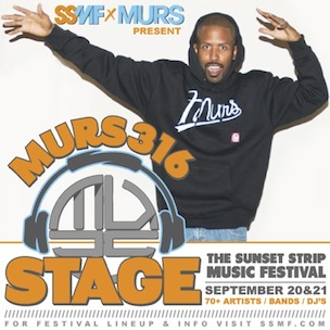 4 Expectations For The Sunset Strip Music Festival's Murs 316 Stage