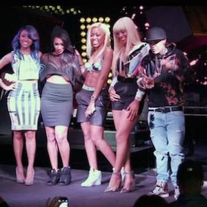 "Nyemiah Supreme & Diamond Address Conflict On ""Sisterhood Of Hip Hop"""