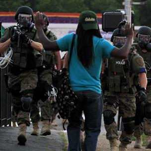 Stray Shots: Michael Brown's Death & Ferguson, Missouri's Eruption