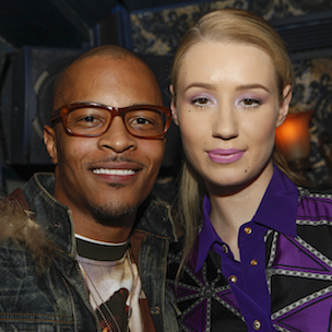 T.I. Says Iggy Azalea May Collaborate With Lil' Kim Amid Nicki Minaj Feud Rumor