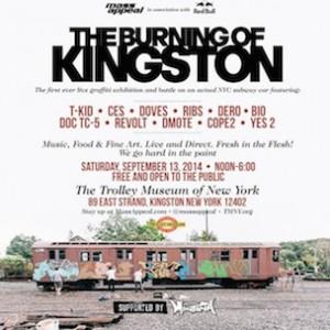 """Mass Appeal, Red Bull Partnering For """"The Burning of Kingston"""" Live Graffiti Battle"""