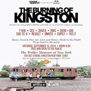 "Mass Appeal, Red Bull Partnering For ""The Burning of Kingston"" Live Graffiti Battle"