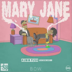 Audio Push f. Mike L - Mary Jane