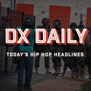 DX Daily f. Andre Grant - Beanie Sigel Released From Prison, AZ's Advice To Indie Artists, Mike Brown & Hip Hop