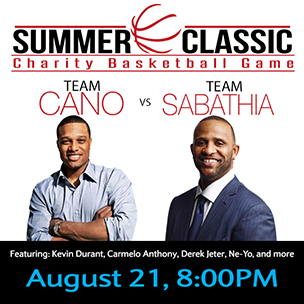 Summer Classic Charity Basketball Game Ticket Giveaway