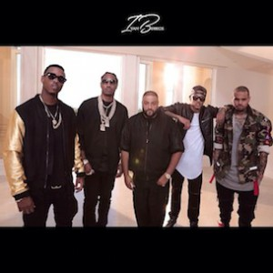 "DJ Khaled f. Chris Brown, August Alsina, Future & Jeremih - ""Hold You Down"""