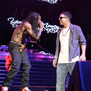Drake & Lil Wayne - Pay Tribute To Meek Mill In Philly