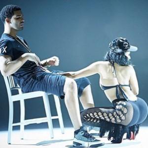 Instagram Flexin': Nicki Minaj Gives Drake A Lap Dance