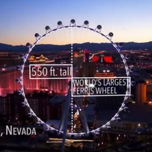 Red Bull - B-Boys Cypher 550 Feet in the Air In Las Vegas
