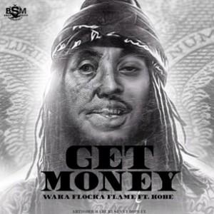 Waka Flocka Flame f. Kobe - Get Money