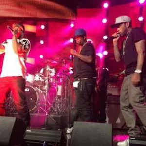 "G-Unit - ""Watch Me"" (Live On Chelsea Lately)"