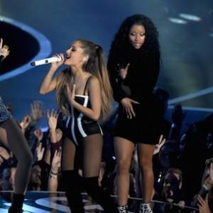 "Ariana Grande, Nicki Minaj & Jessie J - Performs ""Break Free,"" ""Anaconda,"" ""Bang Bang"" Live At 2014 MTV VMA"