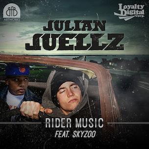 Julian Juellz f. Skyzoo - Rider Music