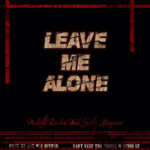 Audible Doctor f. Guilty Simpson - Leave Me Alone