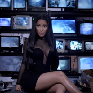 "Usher f. Nicki Minaj - ""She Came To Give It To You"""